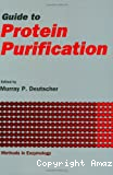 Guide to protein purification.