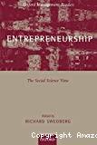 Entrepreneurship.