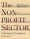 The non-profit sector. A research handbook