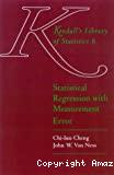 Statistical regression with measurement error.