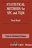 Statistical Methods for SPC and TQM
