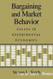 Bargaining and market behavior