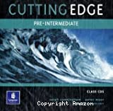 Cutting edge pre-intermediate : Class CD1