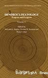 Dendroclimatology. Progress and prospects