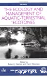 The ecology and management of aquatic-terrestrial ecotones.