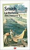 Recherches sur la nature et les causes de la richesse des nations. (2 Vol.) Vol. 1.