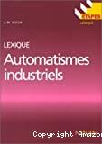 Lexique : automatismes industriels
