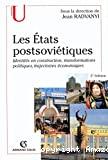 Les Etats postsoviétiques