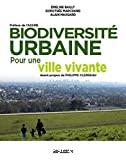 Biodiversité urbaine pour une ville vivante