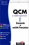 QCM de culture générale .2, Economie et société françaises