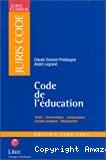 Code de l'éducation.