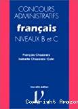 Concours administratifs français niveaux B et C