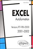 Excel Autoformation