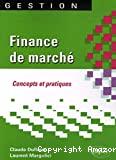 Finance de marché. Concepts et pratiques