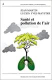 Santé et pollution de l'air