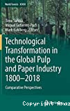 Technological Transformation in the Global Pulp and Paper Industry 1800-2018