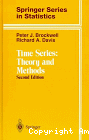 Times Series : Theory and Methods