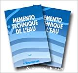Mémento technique de l'eau. (2 Vol.) Tome 1.