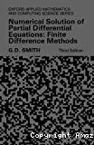 Numerical solution of partial differential equations. Finite difference methods.