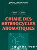 Chimie des hétérocycles aromatiques.