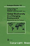 Global biodiversity in a changing environment.