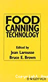Food canning technology.