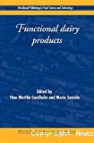 Functional dairy products.