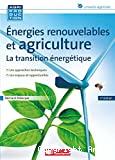 Énergies renouvelables et agriculture
