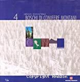 Boschi di conifere montani : indirizzi selvicolturali.
