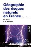 Géographie des risques naturels en France