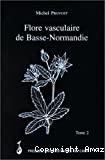 Flore vasculaire de Basse-Normandie