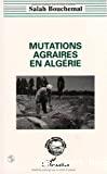 Mutations agraires en Algérie