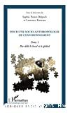 Pour une socio-anthropologie de l'environnement