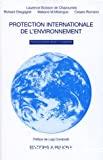 Protection internationale de l'environnement