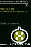 Trends in flavour research - 7th Weurman flavour research symposium (15/06/1993 - 18/06/1993, Noordwijkerhout, Pays-Bas).