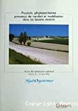 Produits phytosanitaires, processus de transfert et modélisation dans les bassins versants
