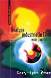 Instrumentation industrielle. Vol. 3 : Analyse industrielle. Tome 2.