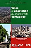 Villes et adaptation au changement climatique: Rapport au premier ministre et au parlement