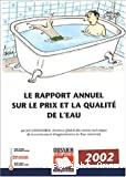 Le rapport annuel sur le prix et la qualité de l'eau