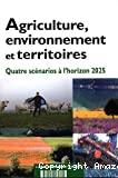 Agriculture, environnement et territoires
