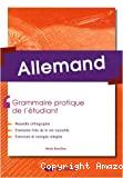Allemand : grammaire pratique de l'étudiant