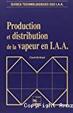 Production et distribution de la vapeur en I.A.A.