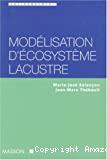 Modélisation d'écosystème lacustre: application à la retenue de Pareloup Aveyron