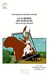 Dynamique des systèmes agraires