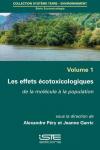 Les effets écotoxicologiques