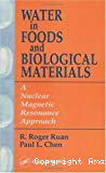 Water in foods and biological materials. A nuclear magnetic resonance approach.