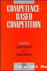 Competence-based competition.