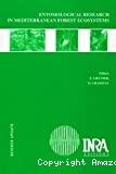 Entomological research in mediterranean ecosystems.