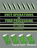 Unit operations in food processing.