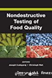 Nondestructive testing of food quality.